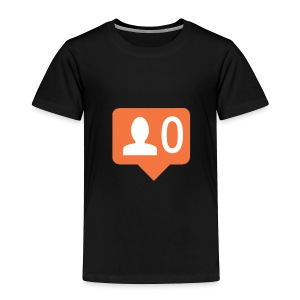 No Followers - Toddler Premium T-Shirt