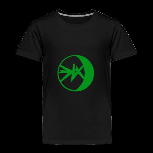 EKlips Clothing Green/Blk - Toddler Premium T-Shirt