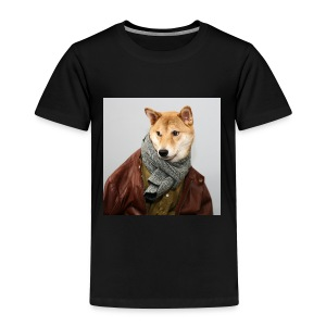 doge shirt - Toddler Premium T-Shirt