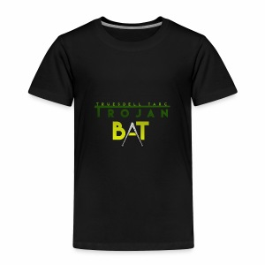 New Trojan Bat Logo - Toddler Premium T-Shirt