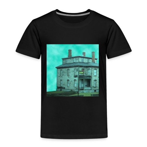 The Long Road Cover (House Only) - Toddler Premium T-Shirt