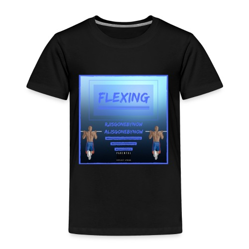 Album FLEXING Summer Merch - Toddler Premium T-Shirt