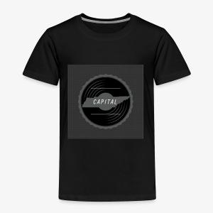 CAPITAL LOGO - Toddler Premium T-Shirt