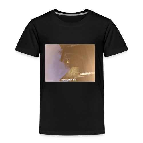 Comma Garfield - Toddler Premium T-Shirt
