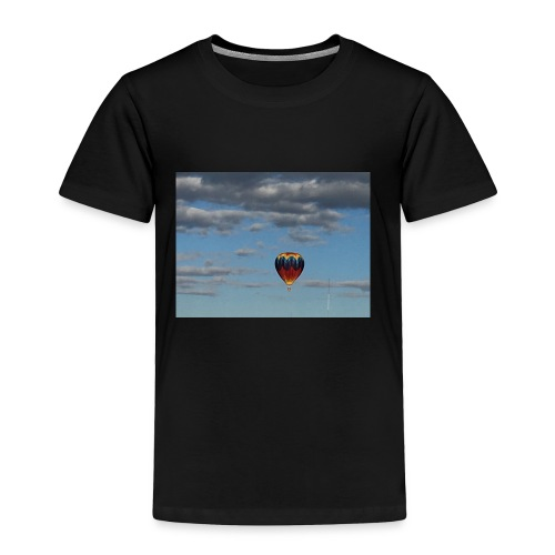 Hot Air Balloon Oct 2016 - Toddler Premium T-Shirt