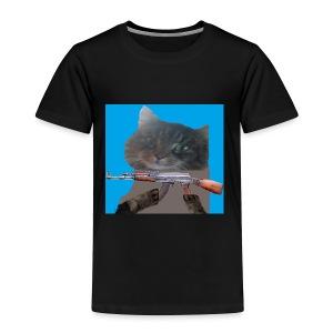 cat - T-shirt premium pour enfants