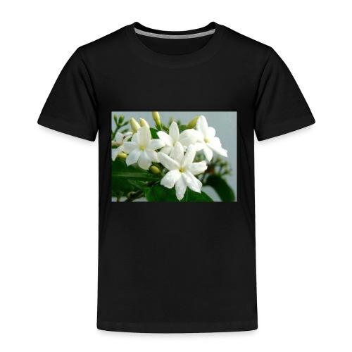 Jasmine Flower - Toddler Premium T-Shirt