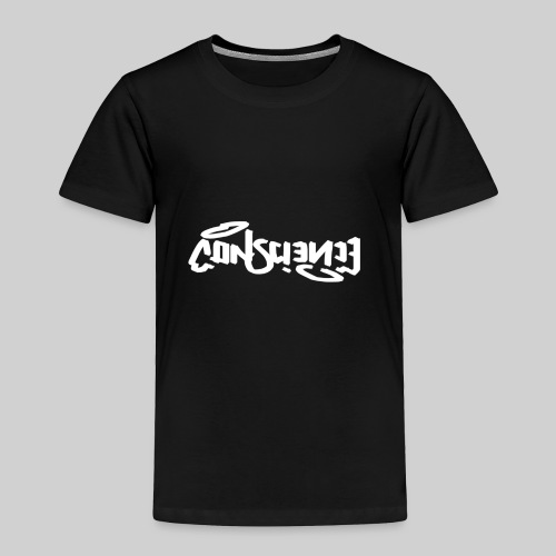 conscience Logo Design! - Toddler Premium T-Shirt