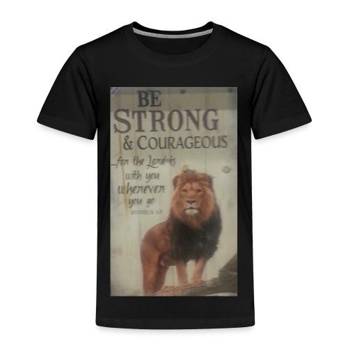 lion updates picture - Toddler Premium T-Shirt