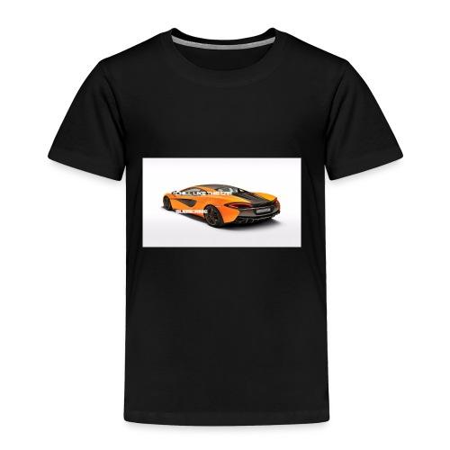 ChillBrosGaming Chill Like This Car - Toddler Premium T-Shirt