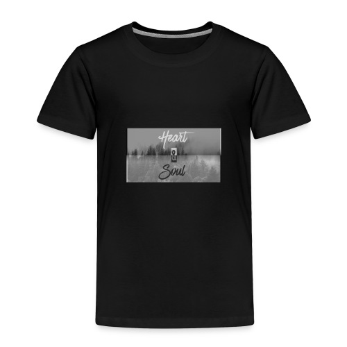 HEART_AND_SOUL - Toddler Premium T-Shirt
