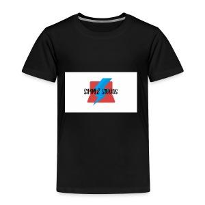 Simple Studios Prototype T-Shirt (White) - Toddler Premium T-Shirt