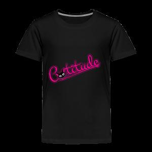 Catitude - Toddler Premium T-Shirt