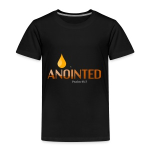 Anointed - Toddler Premium T-Shirt