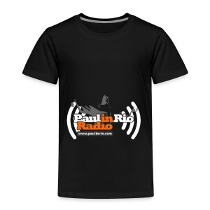 Paul in Rio Radio - Thumbs-up Corcovado #1 - Toddler Premium T-Shirt
