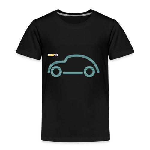 oldimer silhouette green - Toddler Premium T-Shirt