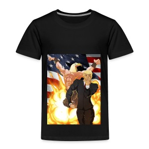 Trumps stand - Toddler Premium T-Shirt