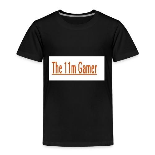 The11mgamer - Toddler Premium T-Shirt