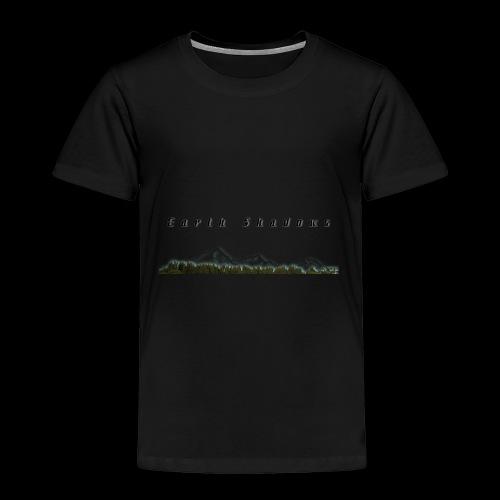 Logo 3 - Toddler Premium T-Shirt