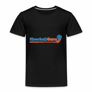 Floorball Guru - Toddler Premium T-Shirt