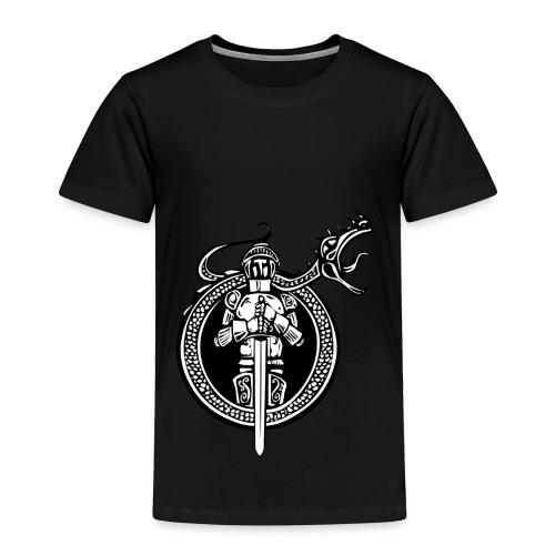 logo knight - Toddler Premium T-Shirt