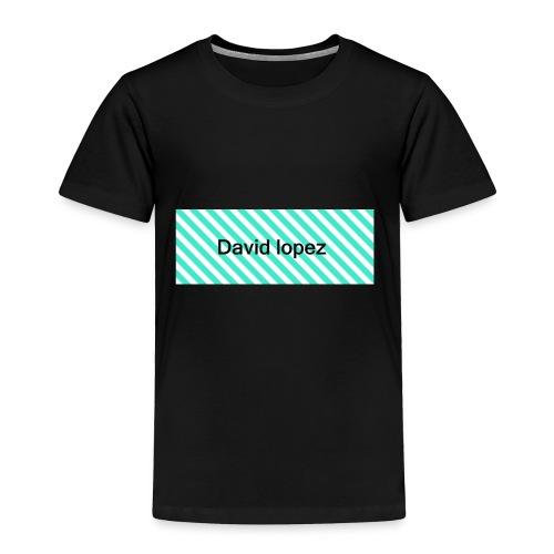 graphics CKI horizontal stripes7467 CMYK - Toddler Premium T-Shirt