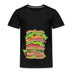 The Dagwood - Toddler Premium T-Shirt