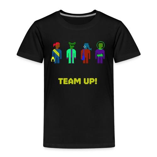 Spaceteam Team Up! - Toddler Premium T-Shirt