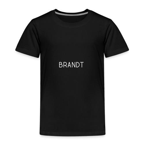 BRANDT - Toddler Premium T-Shirt
