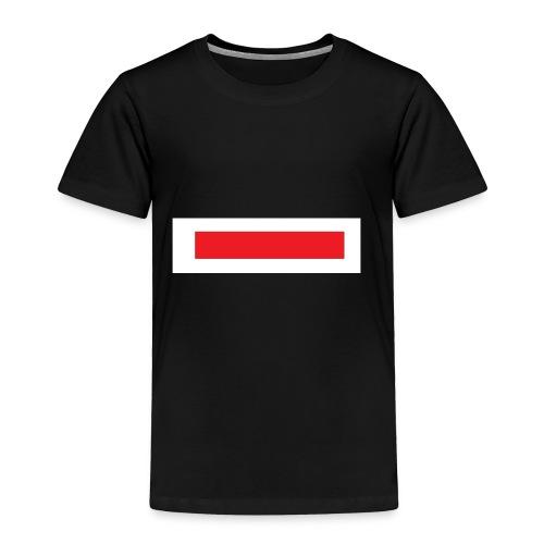 RED LIFE - Toddler Premium T-Shirt