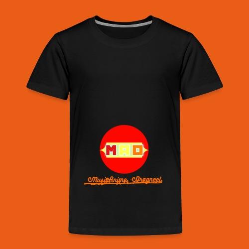 MusaiAnime - Dragneel's New Logo - Toddler Premium T-Shirt