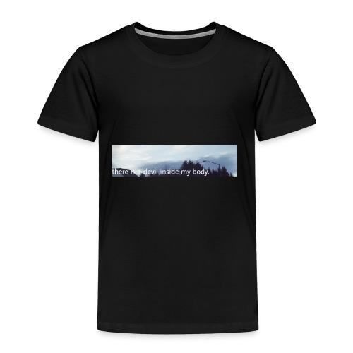 Sky Print - Toddler Premium T-Shirt