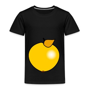 Official MaxCraft Wappa Fruit Clothes!! - Toddler Premium T-Shirt