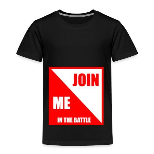 TheRedShirtLogo002 - Toddler Premium T-Shirt