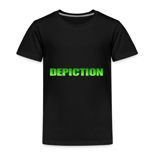 Depiction Impact [GREEN] - Toddler Premium T-Shirt