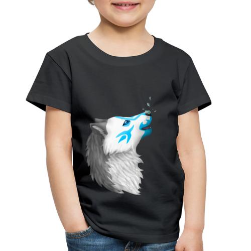 the frost wolf - Toddler Premium T-Shirt