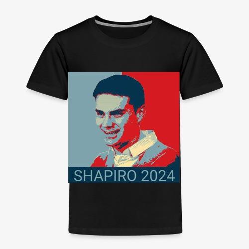 Shapiro 2024 - Toddler Premium T-Shirt