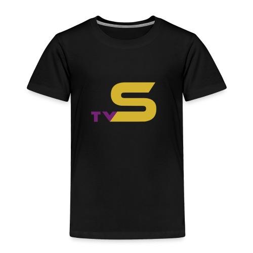SandsTV logo - Toddler Premium T-Shirt