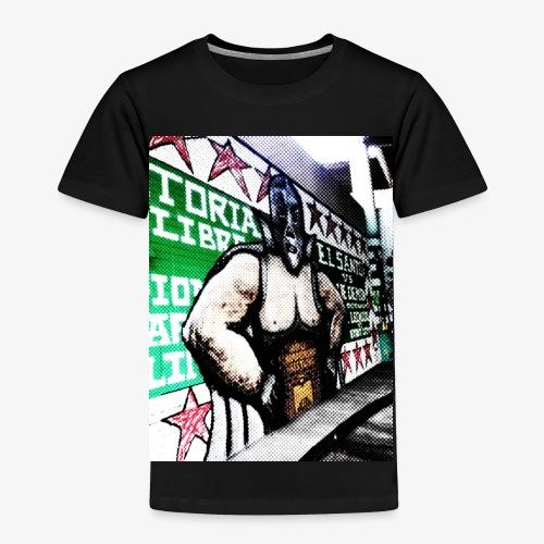 Lucha Street - Toddler Premium T-Shirt