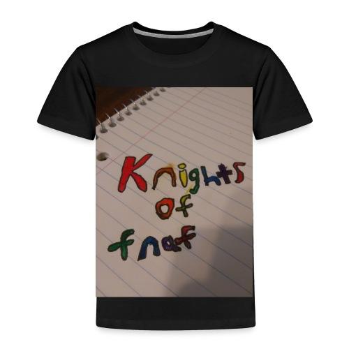 Knights of fnaf merch - Toddler Premium T-Shirt