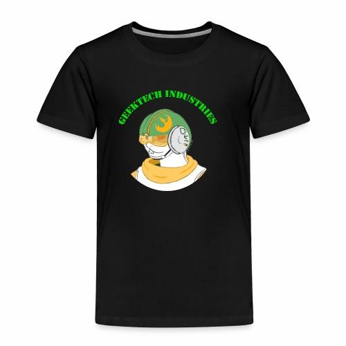 Rebel Sarge - Toddler Premium T-Shirt