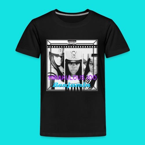 Mirakulous100 Benjamin - Toddler Premium T-Shirt