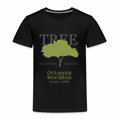Tree Reading Swag - Toddler Premium T-Shirt