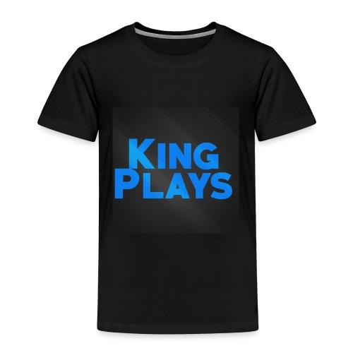 New King plays Logo Art - Toddler Premium T-Shirt