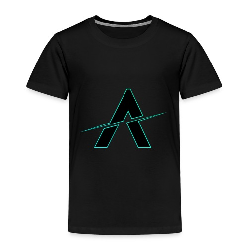 Archaea Split Logo - Toddler Premium T-Shirt