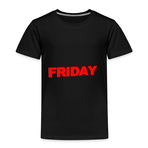 premium radmonster friday merch - Toddler Premium T-Shirt