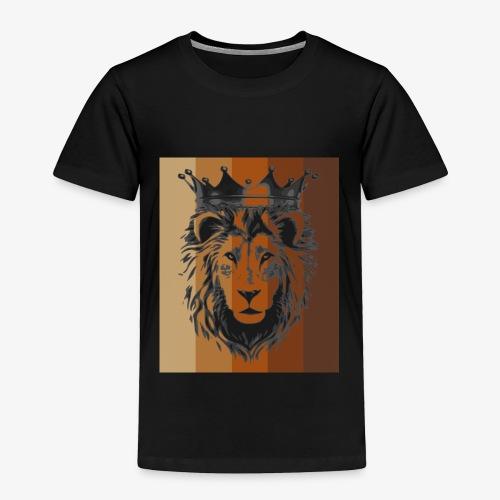 lion colors king - Toddler Premium T-Shirt