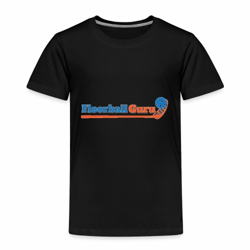Floorball Guru - Toddler Premium T-Shirt