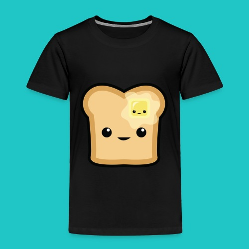 Toast - Toddler Premium T-Shirt