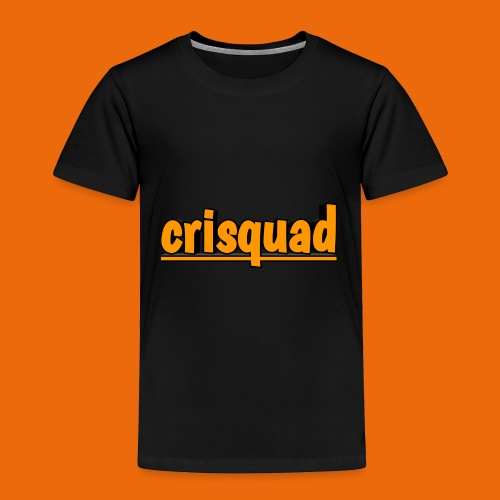 Crisquad - Toddler Premium T-Shirt